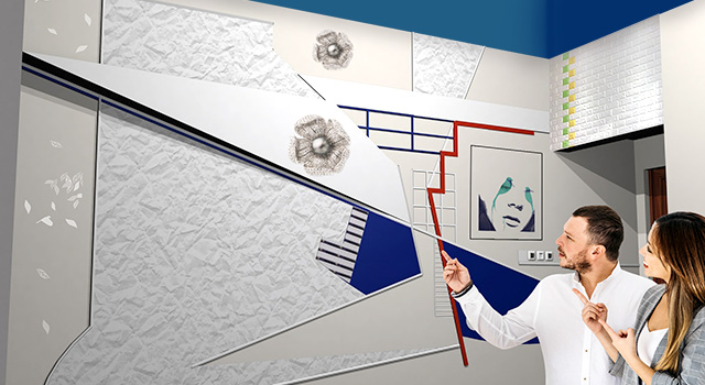 Creative Wall Stickers: The Face of Corporate Culture