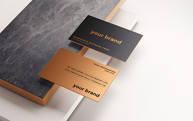 Business Card Design is Still Important Even in a Digital World